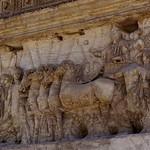 Arch of Titus / Arc de Titus, fòrum, Roma thumbnail