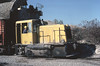 BAYPORT MI; WALLACE STONE CO. (Martin W. Burk) Tags: wallace stone company bayport michigan thumb 25 tonner ton switcher critter railroad train railway chessie system