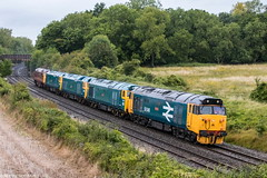 50049 at Besford 0Z50 30.08.2017 (Wolfie2man) Tags: 50049 50035 50007 50044 d1015 class50 0z50 hercules defiance exeter arkroyal westernchampion