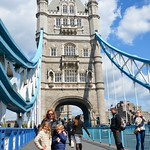 Crossing Tower Bridge thumbnail