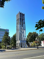 Netherlands Centennial Carillon (walneylad) Tags: victoria britishcolumbia canada downtown publicart sculpture scenery view summer august afternoon sun shade bluesky