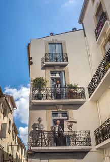 Men of the Balconies