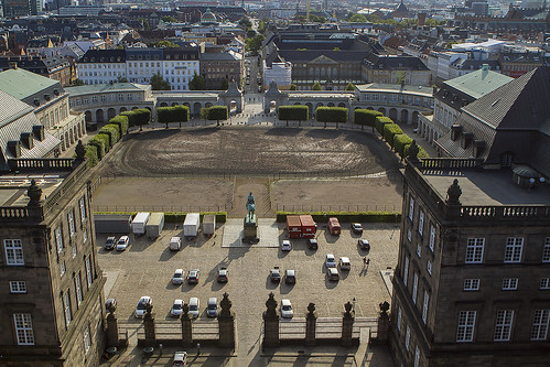Iš Christiansborg'o bokšto