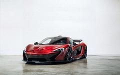 Red Carbon. (Alex Penfold) Tags: mclaren p1 supercars supercar super car cars autos alex penfold 2017 red carbon dubai middle east