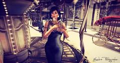 Friend elegant style - Roberta ♥ (Exedra Lyric) Tags: art second life secondlife secondlifeitalia elegant virtual virtualworld avatar friend
