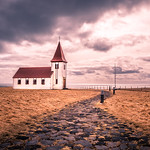 Hellnar church - Iceland - Travel photography thumbnail