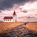Hellnar+church+-+Iceland+-+Travel+photography