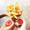 Fresh French Fries (brittnixon) Tags: mnstatefair