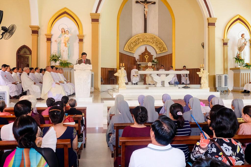 Thánh lễ tạ ơn khánh thành nhà thờ Hòa Cường – Giáo phận Đà Nẵng - Ảnh minh hoạ 18