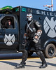 DragonCon 2017 Saturday-17 (Zaptomatic) Tags: dragonconparade dragoncon dragoncon2017 cosplay marvel shield crossbones