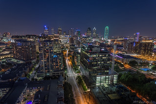 Harwood District Dallas