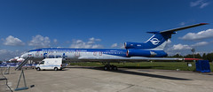 Tupolev Tu-154M - 1 (NickJ 1972) Tags: zhukovsky maks 2017 airshow aviation tupolev tu154 careless ra85317 gromov flight research institute