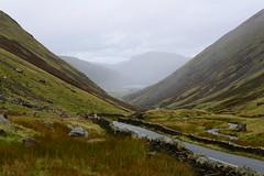 Kirkstone Pass. Ullswater (mattgilmartin) Tags: cumbria kirkstone pass lakes uk england scenic travel drive route
