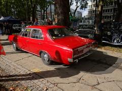 Opel Rekord (Jack 1954) Tags: car ancêtre old classiccar opel