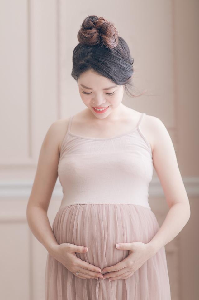 台南孕婦寫真 俏麗孕媽咪 004