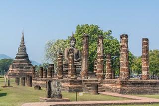 sukhothai - thailande 70