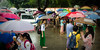 school's out / umbrellas of yangon 放假了 / 仰光的雨伞 (-i-) Tags: backback burma cocacola girl green middleschool mother myanmar rain rangoon schoolisout southeastasia teenager umbrella uniform wetdown yangon rucksack wet