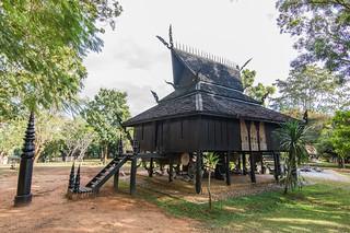 maison noir chiang rai - thailande 22