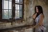 Benedetta I - Trecate (Pasquale D'Anna) Tags: benedetta ragazza girl donna shooting bellezza vestito finestra estate cascina top modella interno canon romantica curvy