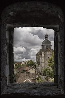 Provins - Collégiale Saint-Quiriace