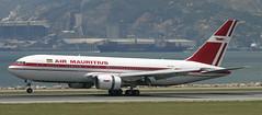 B767 | 3B-NAL | HKG | 20060508 (Wally.H) Tags: boeing 767 boeing767 b767 3bnal airmauritius hkg vhhh hongkong cheklapkok airport