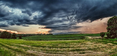 IMG_0512-14Ptzl1scTBbLGER2 (ultravivid imaging) Tags: ultravividimaging ultra vivid imaging ultravivid colorful canon canon5dmk2 clouds sunsetclouds stormclouds scenic vista evening summer landscape sky pennsylvania pa panoramic fields farm storm scenicsnotjustlandscapes