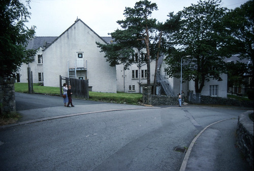 Lonpobty & St Mary's College, Bangor