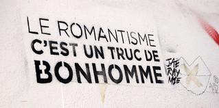 revendication sentimentale au feminin !!!! ( humour  ! )