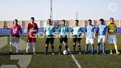 PaiportaCF-CDBuñol 2-0 Copa Federación