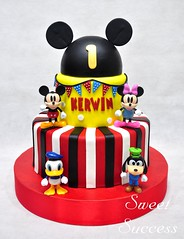 Mickey Mouse & Friends Cake (sweetsuccess888) Tags: sweetsuccess cake birthdaycake mickeymouse mickeymousefriends mickeymouseparty mickeymousecake mickeymouseclubhouse disney minnie mouse philippines