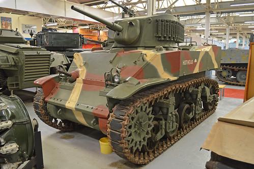 """M5A1 Stuart VI 'T271197' """"Hothead"""""""
