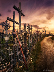 Hill Of Crosses, Lithuania (dleiva) Tags: hillofcrosses lithuania cross hill christianity colorimage crucifix day horizontal humanrepresentation jesuschrist largegroupofobjects malelikeness memorial memories mountain nopeople outdoors photography pilgrimage placeofworship religion religiousequipment sculpture spirituality statue tranquility traveldestinations domingo leiva dleiva