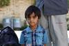 Shy curiosity (Manuel Beusch) Tags: esfahan iran iranian boy