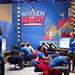 Gamer spielen Wissen ist Macht bei der Gamscom 2017
