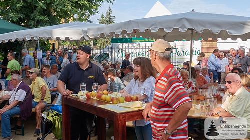 Die Jury bei Marktfrisch in Selzen