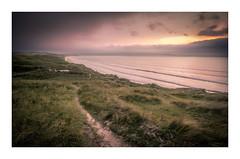 Where My Heart Rests Still (David Haughton) Tags: gwithian stives hayle cornwall sanddunes dunes grass cornish coast beach coastline bay sunset evening seascape landscape fineart davidhaughton