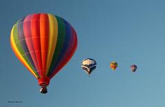 Up Up Up ! (5-5) (deplour) Tags: mongolfières balloons sussex festival ballons upupup air hauteur ciel high sky