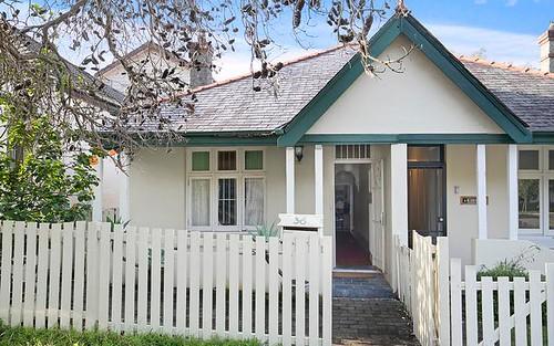 36 Rickard Av, Bondi Beach NSW 2026