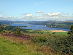 Dornoch firth from Struie hill (stuartcroy) Tags: scotland scenery sony sky sea still beautiful water hill tranquility gorgeous