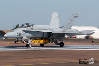 C15-26 Spanish Air Force (Ejército del Aire) McDonnell Douglas F/A-18A Hornet