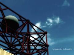 Life on Mars (Ecinquantotto ( + 1.468.000 views !!! GRAZIE) Tags: architettura architecture abstract colori colors clouds d3000 dreams dream geometrie italia italy immagination nikon nikond3000 nuvole mars lazio outlet