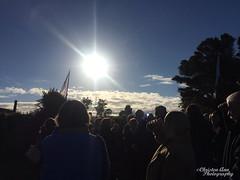 IMG_1521 (Christen Ann Photography) Tags: 2017 ceremony events june2017 newzealand paihaka parihakaapologyceremony2017 sky sun taranaki