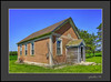 Delaware School #3 (the Gallopping Geezer '5.0' million + views....) Tags: school schoolhouse delawareschool3 oneroomschool 1room historic old abandoned decay decayed worn weathered faded closed vacant rural country countryside delaware mi michigan thumb education learn learning canon 5d3 24105 tonemap tonemapped processing photomatrix geezer 2016