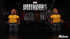 Luke Cage - Marvel's Defenders (McLovin1309) Tags: luke cage netflix marvel defenders mike colter superhero superheroes comic comics custom lego minifigure minifig