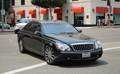 Maybach 57S (SPV Automotive) Tags: maybach 57s sedan exotic luxury car black
