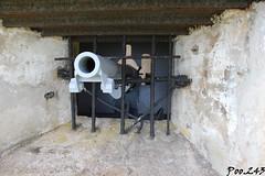 Fort de Vaux (Poo.243) Tags: fort de vaux france meuse maas wwi guerre mondiale verdun centenaire battle bataille canon 75 casemate bourges battlefield