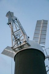Holgate Windmill, July 2017 - 3