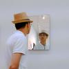 WHO I AM? (Werner Schnell Images (2.stream)) Tags: ws mirror spiegel mmk museum für moderne kunst frankfurt