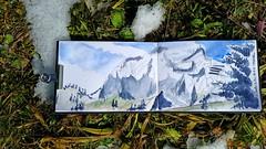 Vallée d'Abondance, les Cornettes de Bise (Croctoo) Tags: croctoo croctoofr croquis montagnes hautesavoie abondance