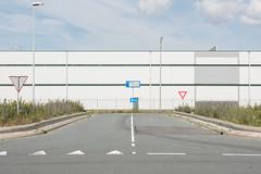 Rotterdam Maasvlakte by Bart van Damme - Maasvlakte, Rotterdam industrial area, Zuid-Holland, the Netherlands  facebook  |  website  |  maasvlakte book  |  coal landscapes book  |  zerp gallery  © 2017 Bart van Damme
